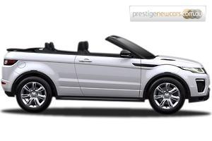 2018 Land Rover Range Rover Evoque TD4 HSE Dynamic Auto 4x4 MY19