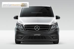 2019 Mercedes-Benz Vito 114CDI SWB Manual