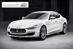 2019 Maserati Ghibli GranLusso Auto MY19
