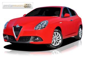 2019 Alfa Romeo Giulietta Super Manual