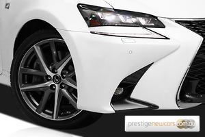 2019 Lexus GS GS450h F Sport Auto