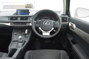 2019 Lexus CT200h Luxury Auto