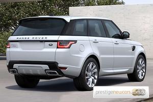 2019 Land Rover Range Rover Sport SDV8 HSE Dynamic Auto 4x4 MY19.5