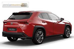 2019 Lexus UX UX250h Sport Luxury Auto 2WD