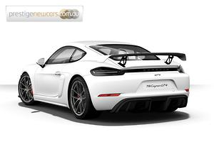 2019 Porsche 718 Cayman GT4 982 Manual MY20