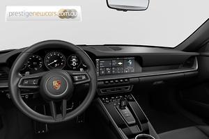 2019 Porsche 911 Carrera 992 Auto MY20